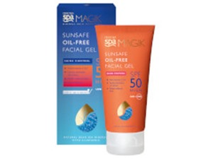 Sunsafe Spf50 Oil-Free Facial Gel