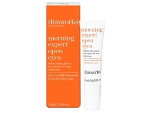 This Works Morning Expert Open Eyes