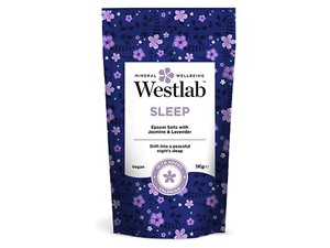 Westlab Bathing Salts Sleep