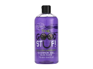 The Good Stuff Blackcurrant Shower Gel