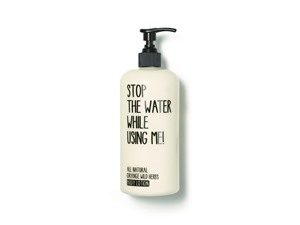 Stop The Water While Using Me Orange Wild Herbs Body Lotion