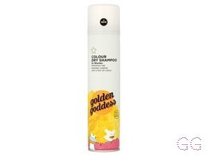 Dry Shampoo Golden Goddess for Blondes