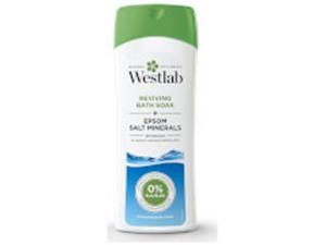 Westlab Reviving Bath Soak With Pure Epsom Salt Minerals