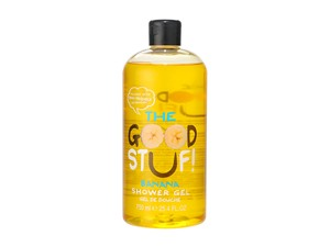 The Good Stuff Banana Shower Gel