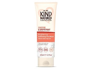 Kind Natured Brightening Exfoliating Face Wash