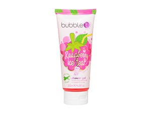 Bubble T Raspberry Ice Tea Shower Gel