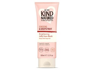 Kind Natured Brightening Jelly Face Mask