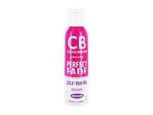 Cocoa Brown Perfect Fade Tanning Oil
