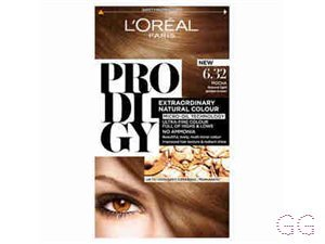 Prodigy Extraordinary Natural Permanent Hair Colour