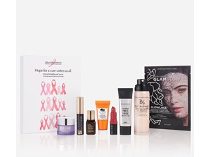 Breast Cancer Research Beauty Box