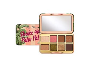 Too Faced Peaches & Cream Shake Your Palm Palms On The Fly Eyeshadow Palette