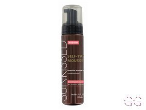 SUNKISSED Medium Bronze Instant Self Tanning Mousse