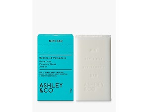 Ashley & Co Bubbles & Polkadots Soap Bar
