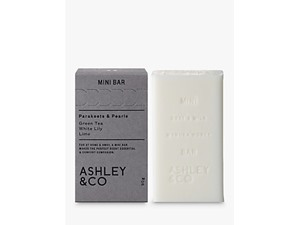 Ashley & Co Parakeets & Pearls Soap Bar
