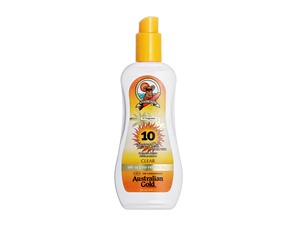 Australian Gold Spray Gel Clear Spf30