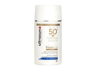 Ultrasun Tinted Face Fluid Spf 50