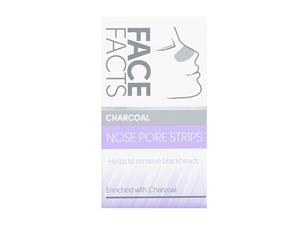 Face Facts Charcoal Nose Pore Strips