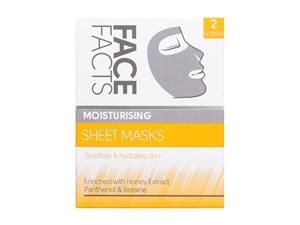 Face Facts Moisturising Sheet Mask