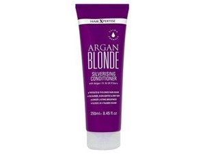 Hair Xpertise Argan Blonde Silverising Conditioner