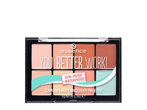 You Better Work! Camouflage Concealer Palette
