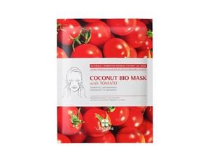 Leaders Coconut Bio Sheet Mask With Tomato