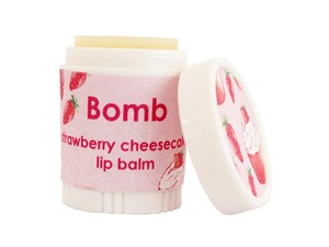 Bomb Cosmetics Bomb Strawberry Cheesecake Lip Balm