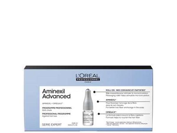 Série Expert Aminexil Advanced 10 X