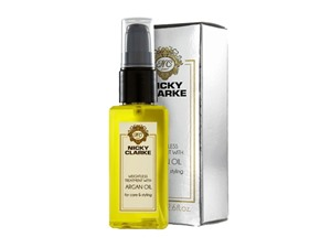 Nicky Clarke Weightless Treatment With Argan Oil