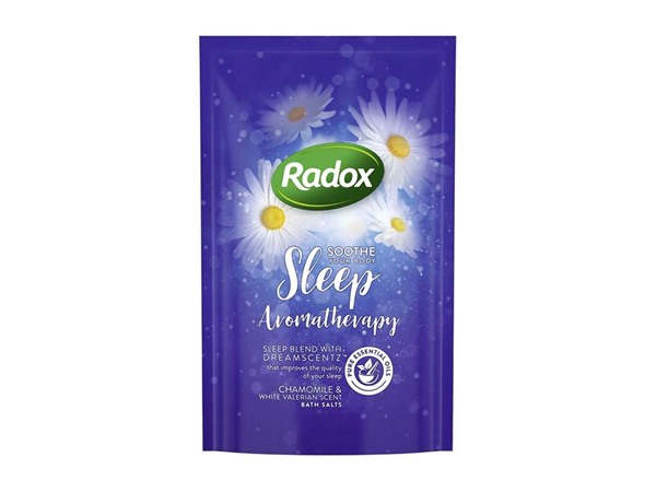 Radox Sleep Aromatherapy Calm Your Mind Bath Salts