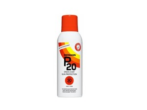 Riemann P20 Once A Day Sun Protection Spf30 Continuous Spray