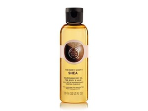 The Body Shop Shea Nourishing Dry Oil For Body & Hair Shea Nourishing Dry Oil For Body & Hair