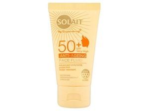 Solait Mattifying Face Fluid Spf50+Very High