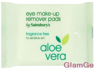 Sainsbury's Eye Makeup Remover Pads