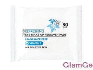 Tesco Sensitive Eye Make Up Remover Pads Fragrance Free