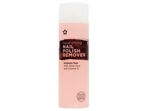 Superdrug Nourishing Nail Polish Removerâ