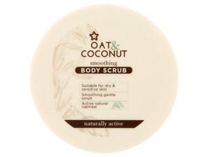Superdrug Oat & Coconut Body Scrub