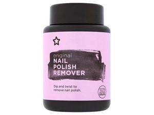 Superdrug Nail Polish Remover Acetone Pot