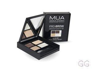 MUA Ultimate Eye Brow Kit