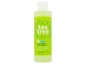 Superdrug Tea Tree Cleanser Toner