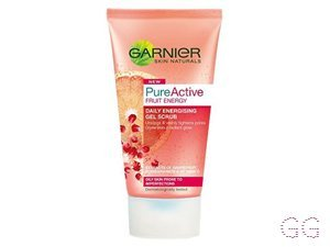 Pure Active Fruit Energy Daily Energising Gel Scrub