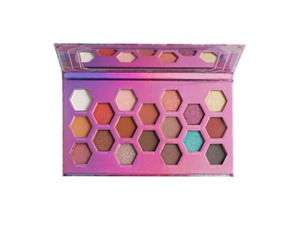 SUNKISSED Precious Treasures Crystal Eyes Palette
