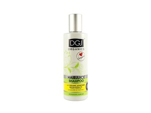 Organic Shop Dgj Organics Hair Juice - Honeydew Melon Shampoo