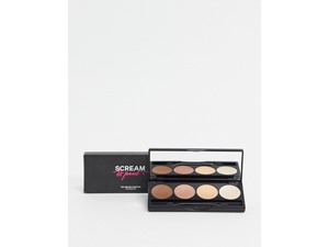 Scream & Pout Eyeshadow Pallette