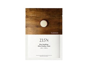23.5°N Rice Soothing Ultra-Feather Sheet Mask