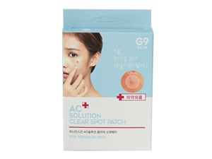 G9 Skin Ac Solution Acne Clear Spot Patch
