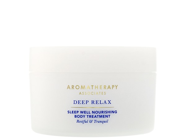 Bath & Body Deep Relax Sleep Well Nourishing Body Treatment