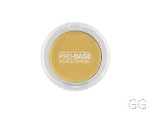 MUA Prime & Conceal Correcting Cream Solo Yellow