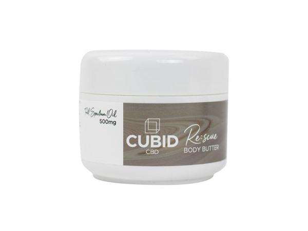 Cubid CBD Re: Scue Body Butter