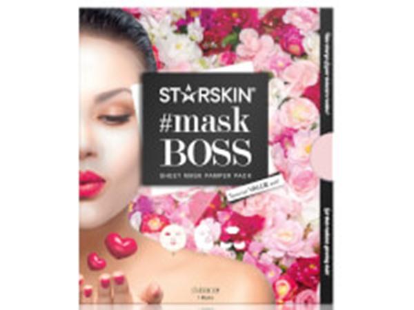 STARSKIN Maskboss Pamper Me Sheet Mask Pack