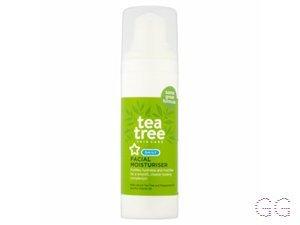 Superdrug Tea Tree Facial Moisturiser